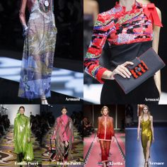 if you cannot shine you better sparkle / #trends at Milano Fashion Week A/W 2018