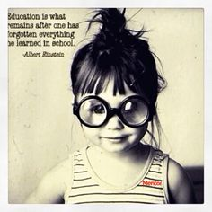 It's all about #education
