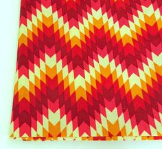 Check out this item in my Etsy shop https://www.etsy.com/listing/277255182/red-geometric-cotton-fabricblock-print