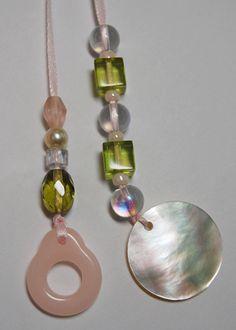 Custom Pull String Beading by Melly Kay
