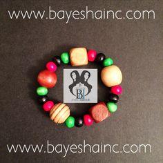 Mother Africa ~ Beaded Bracelet Set