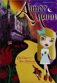 Aimee Mann Poster