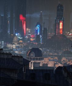 City (Remember Me) by Christopher Bedwell