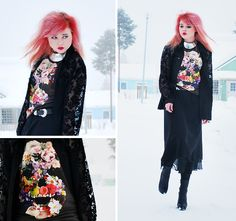 """YOUR EYES LIE - they're mirror of your soul"" by Paula Ilona Viktoria on LOOKBOOK.nu"