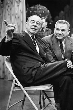 """Admirable People: Rodgers and Hammerstein ~ musical team behind musicals like """"Oklahoma!"""" and """"The Sound of Music."""""""