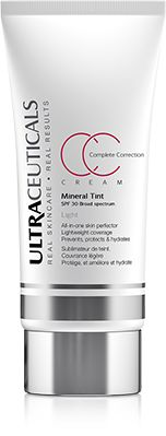Ultraceuticals - Ultra CC Cream Mineral Tint SPF 30 Light