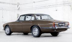 1973 Jag XJ Series II