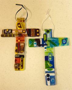 Fused Crosses Photo