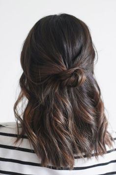 10 New Bun Hairstyles You Haven't Tried Yet via @PureWow