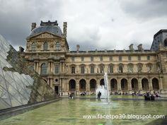 Paris. Louvre :) www.facetpo30.blogspot.ciom