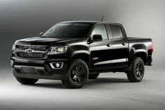 2016 Chevrolet Colorado Z71 Midnight Edition
