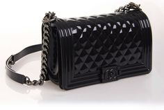 16 Best Jelly Bag Inspired by CHANEL LE BOY images  7fe5eef381f57