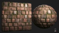ArtStation - Procedural Stone floor - Substance Designer, Hugo Beyer