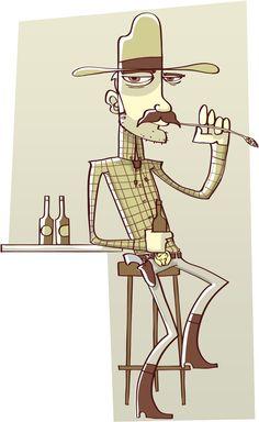 cowboy-illustration