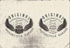 betype: Custom Garage by mke design Custom Garages, Typography, Branding, Logos, Poster, Behance, Design, Letterpress, Logo