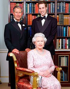 Royal Family Tree: A Guide to Queen Elizabeth II's Kids and Grandkids---Royal Family Tree---As Prince William and Kate Middleton await the birth of their first child together, the eyes of the world are on the royal family. To help place the Duke and Duchess of Cambridge and their baby-to-be in relation to the British throne, here's a look at three generations of Queen Elizabeth II's royal family tree.