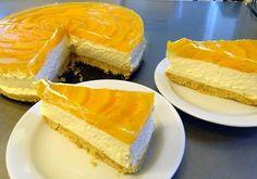 Újra elkészítettem, mert nagyon fincsi! :) :) Nem kell sütni és nincs vele sok macera! :) Barackos sajttortaHozzávalók:A torta alapja:25 dkg...