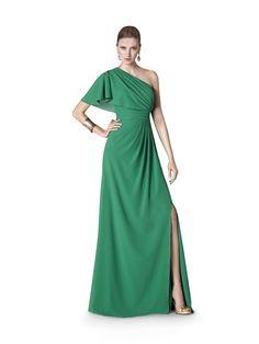 Замечательное зеленое платье It's my party - 5352 у нас в салоне!:)