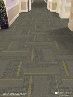 Quarter Turn installation rendering of custom 912-470788-001-02, our Barking Mad pattern with color accent.
