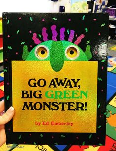 Go Away Big Green Mo