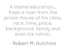 #Liberal #Education