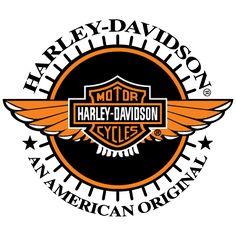 pictures of harley davidson logos | autocollant harley davidson logo 6 10 35 info