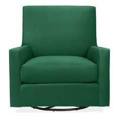 Room & Board - Shay Swivel Glider Chair