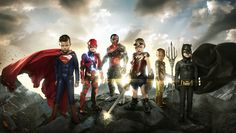these disabled kids are the Justice League