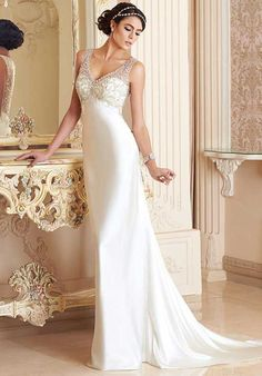 01d22c94f931 IVOIRE by KITTY CHEN JULIETTE V1398 Wedding Dress photo V Neck Wedding Dress