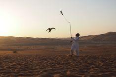 Abu Dhabi – Nur Du und die Wüste