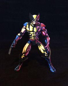 Wolverine (Voto Cel/Double-Feature) (Marvel Legends) Custom Action Figure