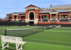 Tennis Complex - 2012 by UNC Charlotte - Stake Your Claim, via Flickr