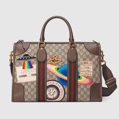 Courrier Soft Gg Supreme Duffle Bag