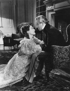 Joan Crawford and Melvyn Douglas in a scene from 'The Gorgeous. Classic Actresses, Classic Movies, Melvyn Douglas, Andrew Jackson, American Presidents, Joan Crawford, Old Hollywood, Scene, Actors