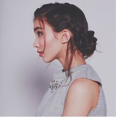 """""""A girl without braids is like a city without bridges."""""""