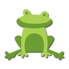 frog free svg file for cutting on cricut