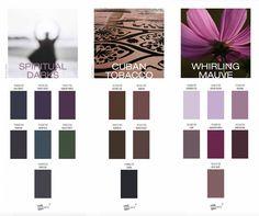 Interior Color Trends 2019 - Decorative Inspirations and Beautiful Staging - Interior Decor Trends Yoga Studio Design, Fashion Colours, Colorful Fashion, Color 2017, 2017 Colors, Color Trends, Design Trends, 2017 Design, Spring Fashion 2017