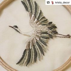 @krista_decor #needlework #handembroidery #ricamo #embroidery #broderie #bordado