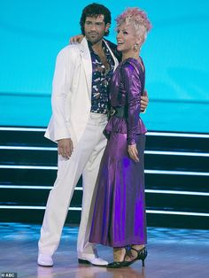 Eighties night:Jesse Metcalfe was eliminated Monday from season 29 of Dancing With The Stars after performing a tango with pro partner Sharna Burgess during '80s Night