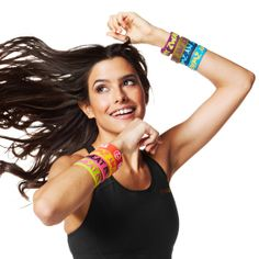 Sweat My Zwag Wide Bracelets - 8 Pack | Zumba Fitness Shop  Get 10% off all your Zumba wear @ Zumba.com  Use AFFILIATE code: Sweetie72
