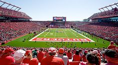 High Point Solutions Stadium in Piscataway (Rutgers)