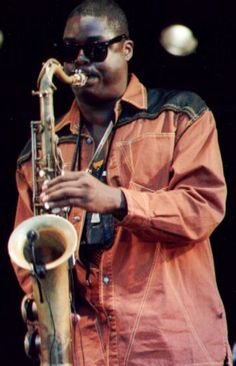 Courtney Pine @ Jazz on a Summer's Day
