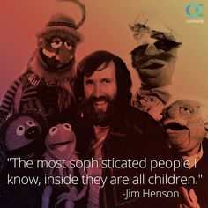 a biography of the life and times of jim henson During the later years of his life, he also founded the jim henson foundation and jim  around the time of henson's characters' final  jim henson biography.