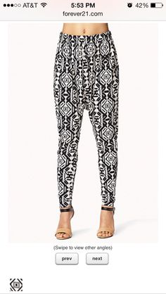 These Harlem pants have become a way of life | Forever21