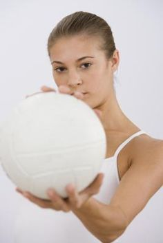 At Home Strength & Conditioning Drills For Volleyball | LIVESTRONG.COM