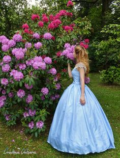 Civil War Cinderella Disney Princess Marie Antoinette Ball Gown Costume - custom made dress by FleurDeLysCouture on Etsy https://www.etsy.com/listing/189163049/civil-war-cinderella-disney-princess