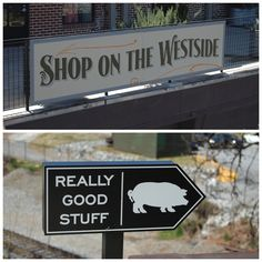 Boutique shopping and gourmet dining, Atlanta-style. The Westside Provisions District is built into an industrial space in West Midtown. #RDiscovery