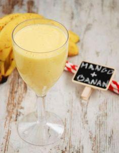 Galeria Smaku: Koktajl bananowy z mango