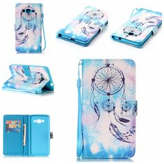 12 Patterns Flip Case for Samsung Grand Prime G530 Painting Leather Cover for Samsung Galaxy Grand Prime Case Coque Fundas Capa //Price: $US $5.60 & FREE Shipping //     #samsung