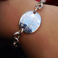 Tiffany bracelet :)
